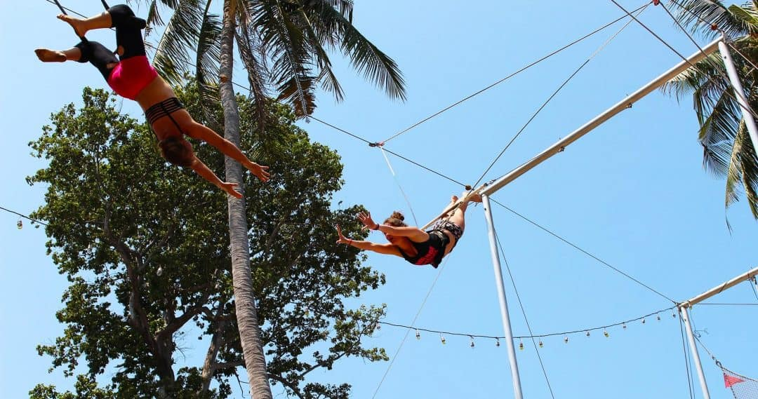 Flying Trapeze Review - Koh Tao | TravelMermaid.com