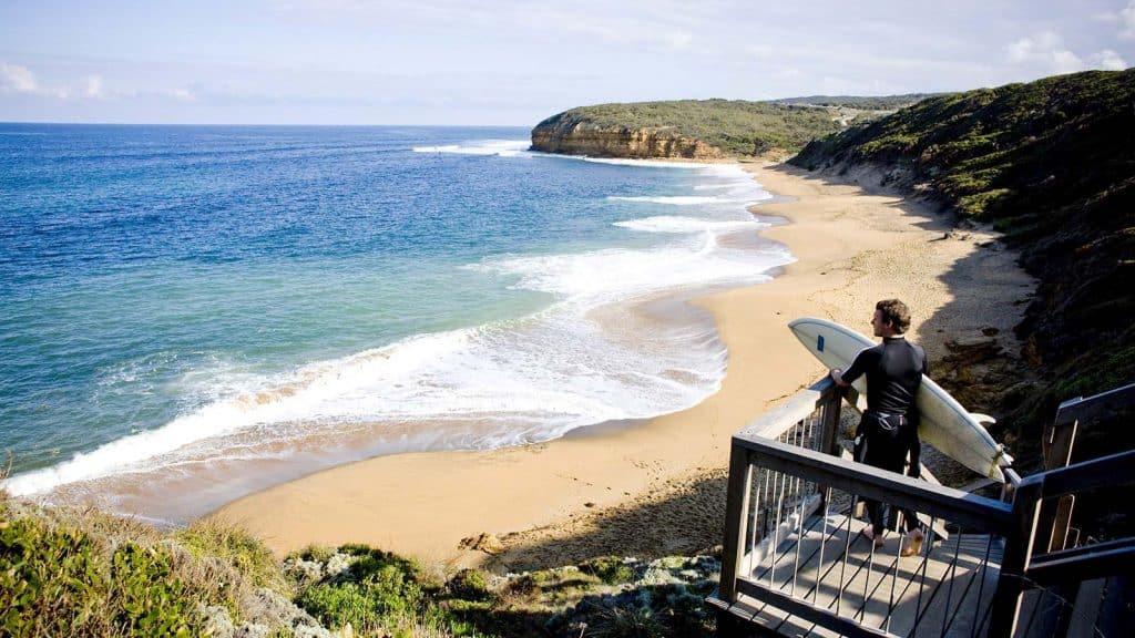 surfer-bells-beach-torquay-victoria-australia-Travel-Mermaid