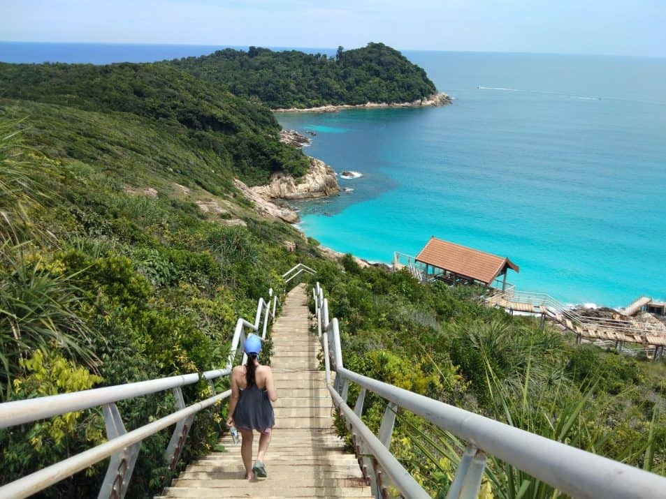 Top things to do in Malaysia's Perhentian Islands.
