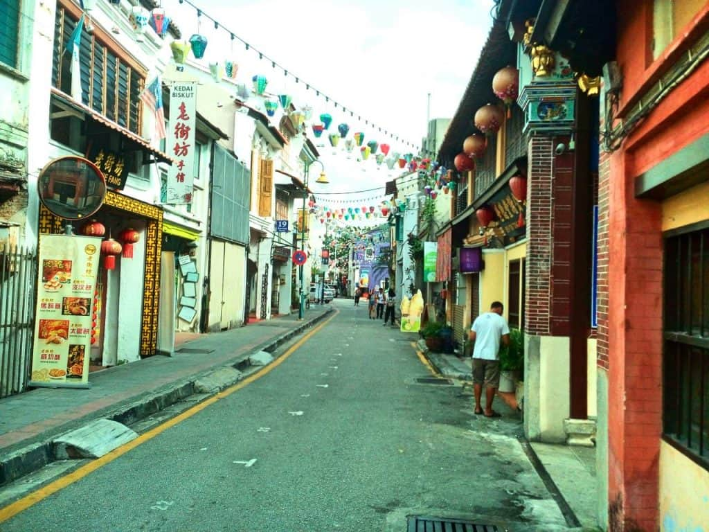 Georgetown-Penang-Malaysia-Travel-Mermaid
