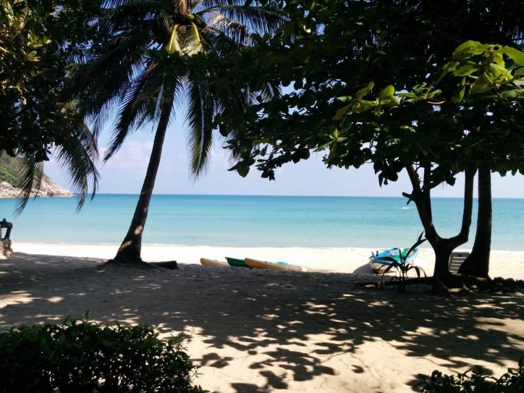 Haad-Khuad-Resort-Bottle-Beach-Koh-Phangan-Travel-Mermaid