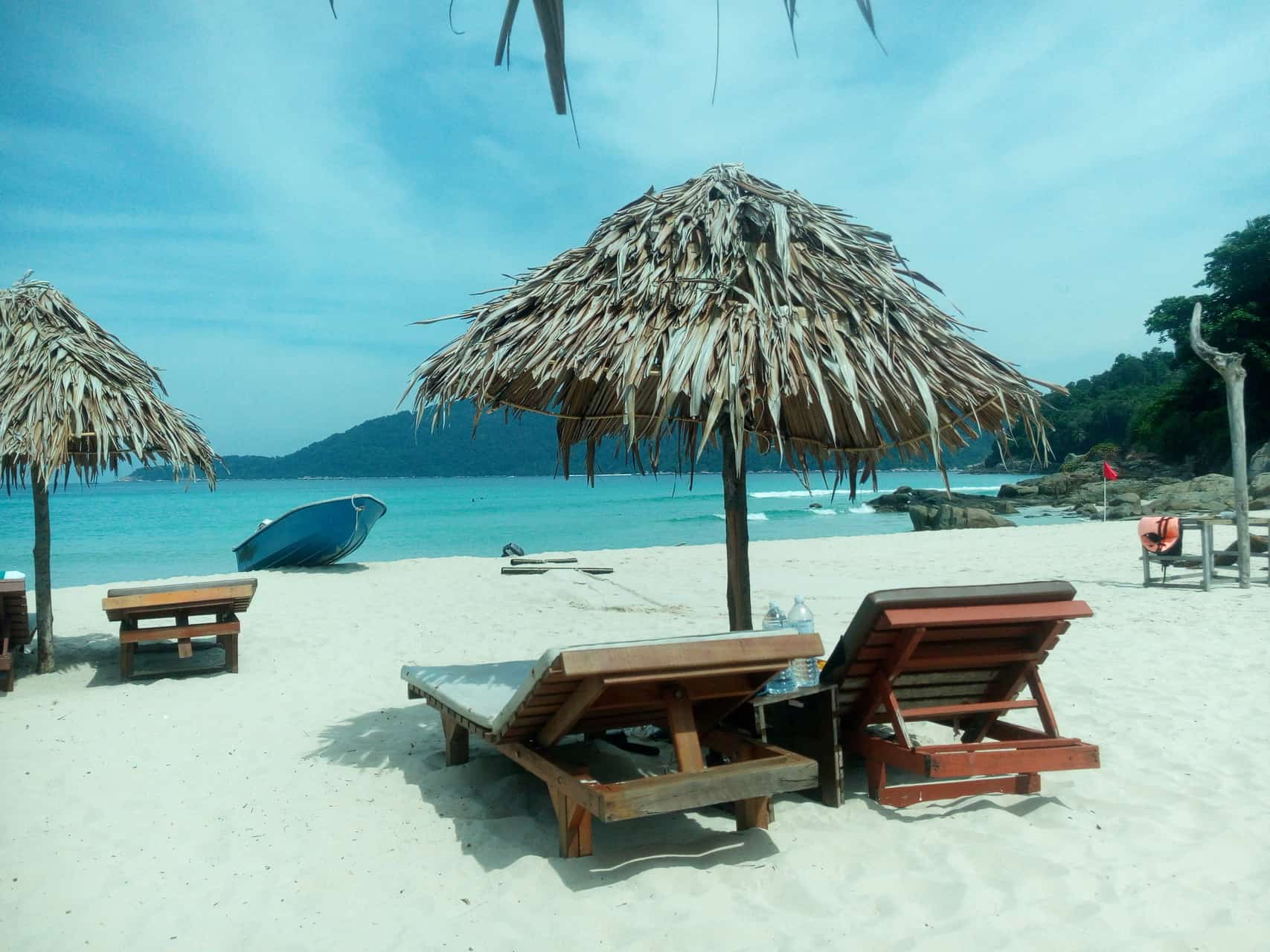 Where to stay in the Perhentian Islands.