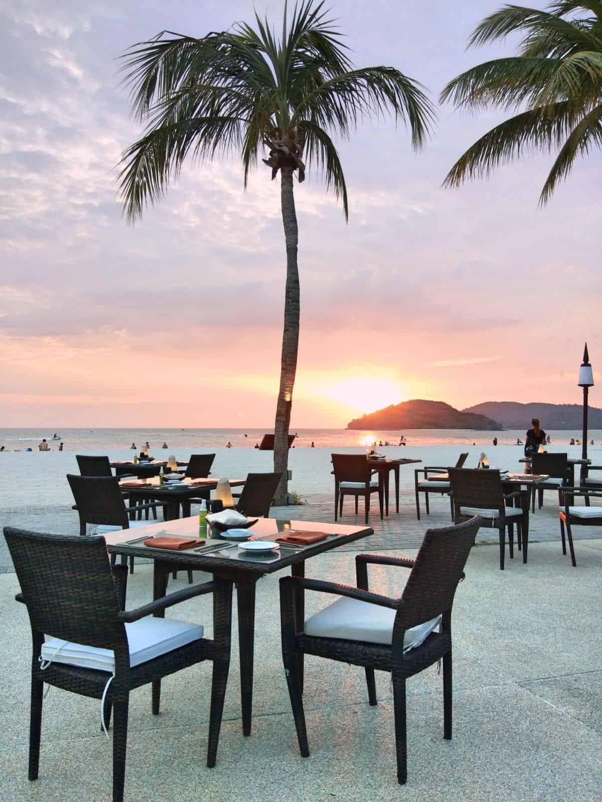 Cenang-Beach-sunset-Langkawi-Malaysia