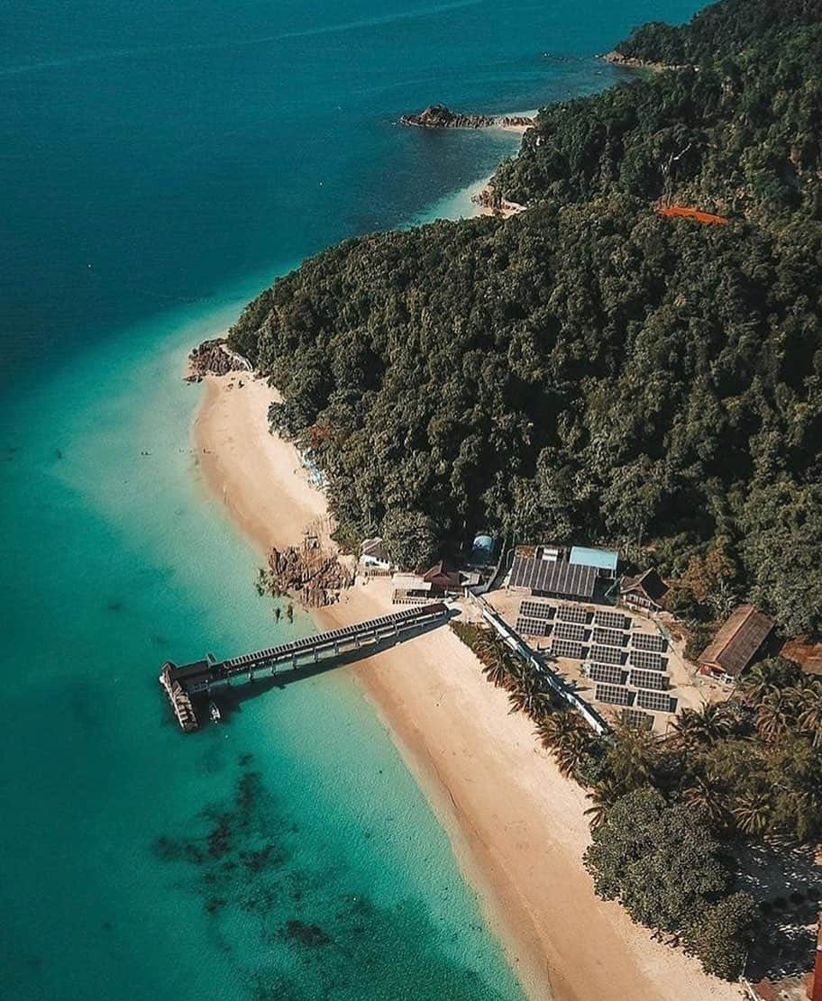 Kapas-Island-Malaysia ] Travel Mermaid