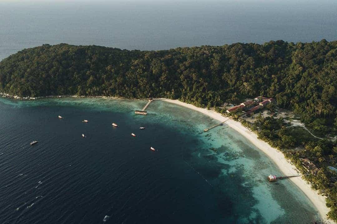 Lang-Tengah-island-Terengganu-Malaysia ] Travel Mermaid