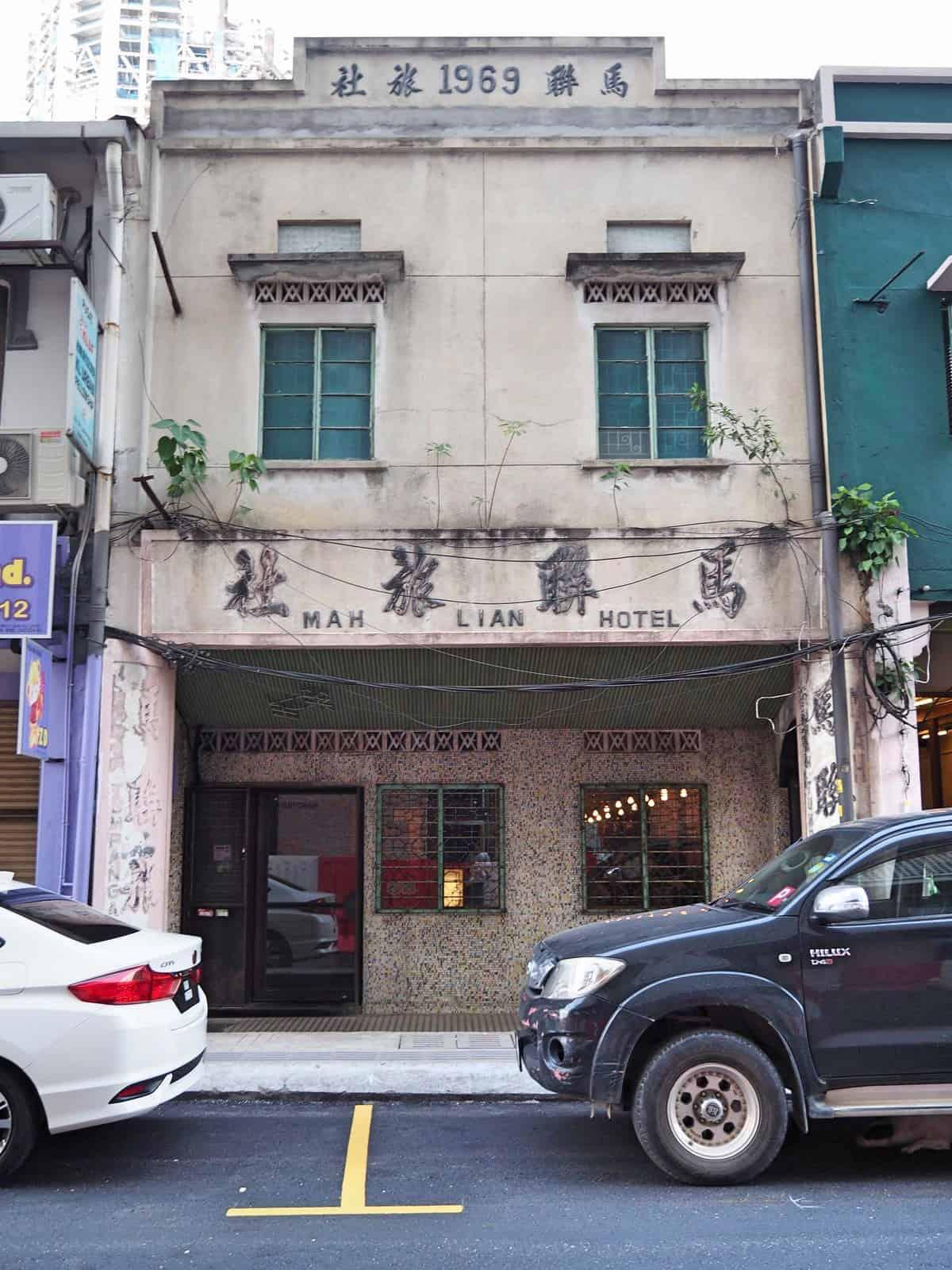 Chocha Foodstore, Chinatown- Kuala Lumpur