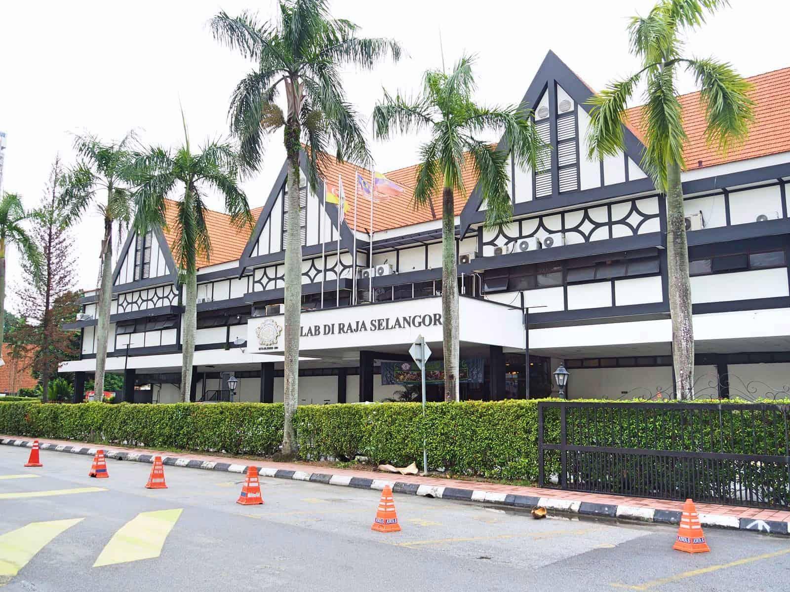 Royal-Selangor-Club-Merdeka-Square-Kuala Lumpur-Malaysia-Travel-Mermaid