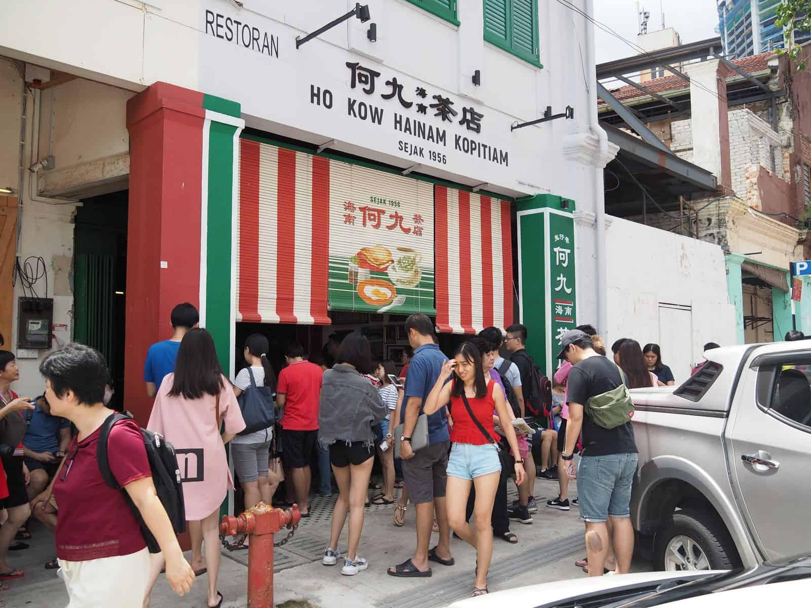best-Malaysian-foods-to-try-in-Kuala-Lumpur-Chinatown-Ho-Kow-Hainam-Kopitiam-Travel-Mermaid 01