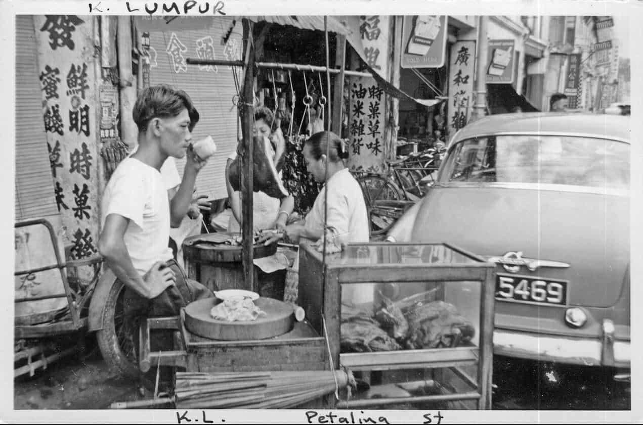 old-picture-of-Petaling-Street-Chinatown-Kuala-Lumpur-1 ] Travel Mermaid