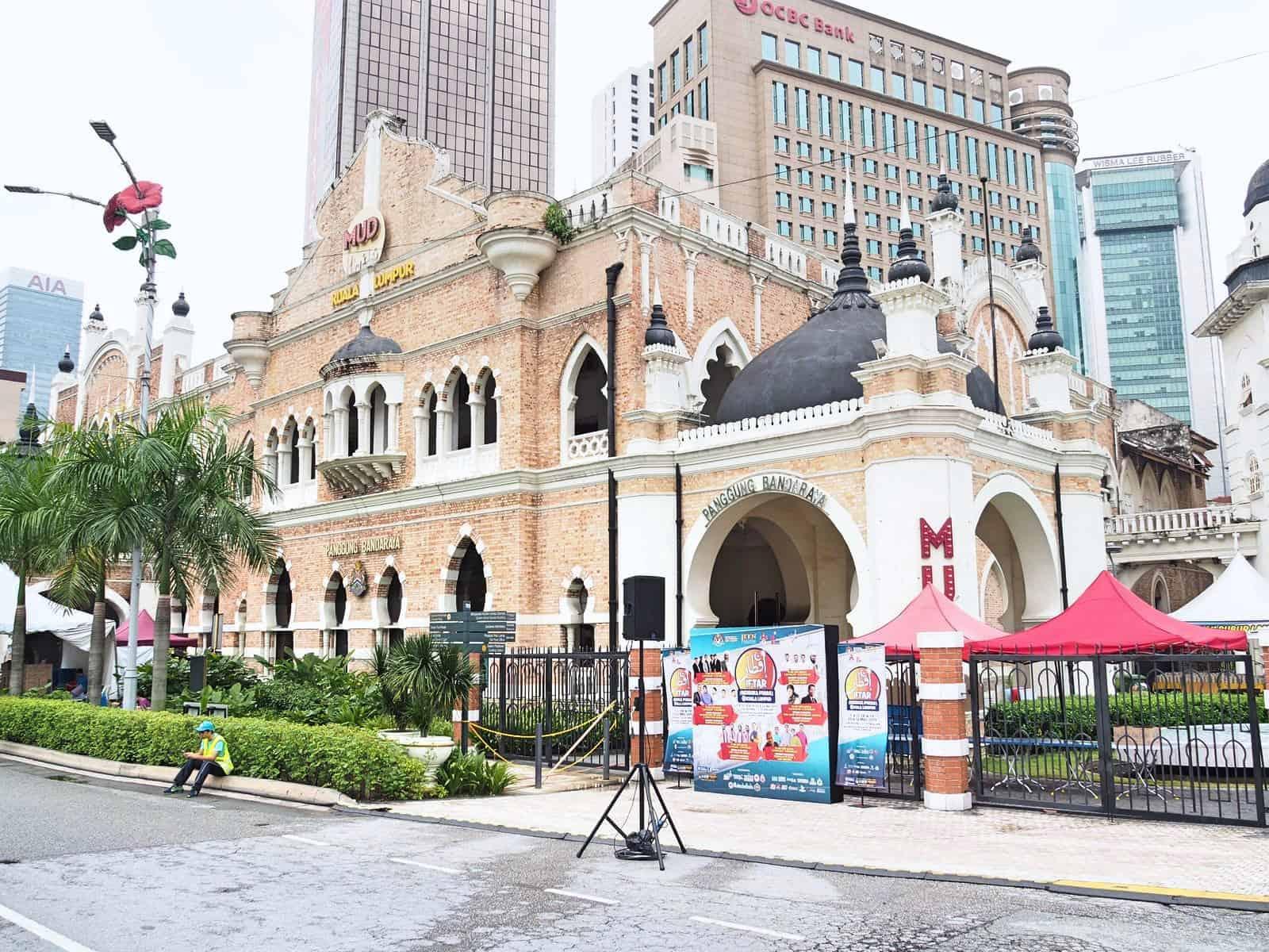DBKL-City-Theatre-Merdeka-Square-Kuala-Lumpur-Malaysia ] Travel Mermaid