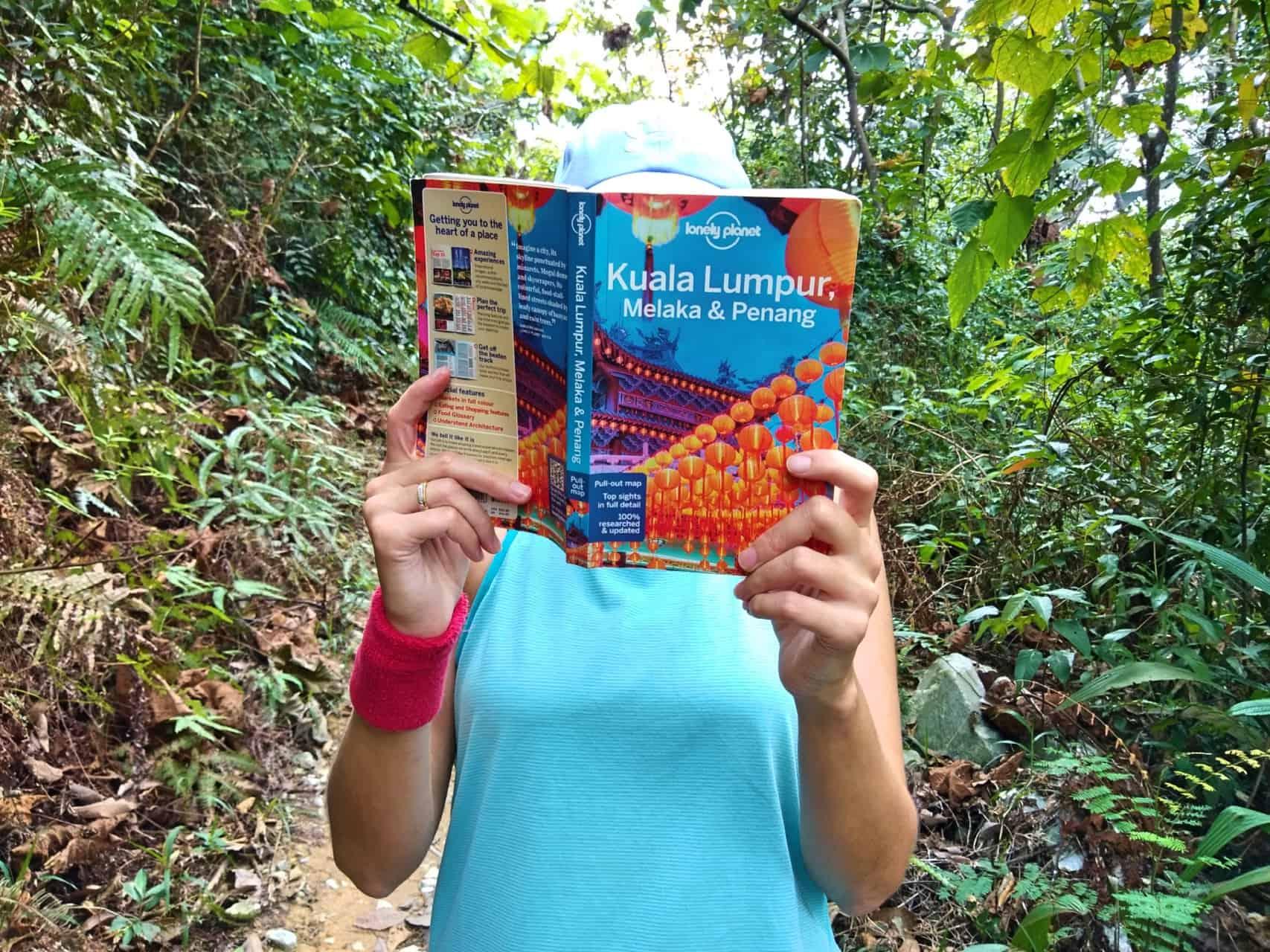 jungle-hiking-Bukit-Kiara-Kuala-Lumpur-Malaysia ] Travel Mermaid
