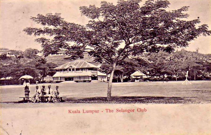 old-picture-The-Royal-Selagnor-Club-Kuala-Lumpur