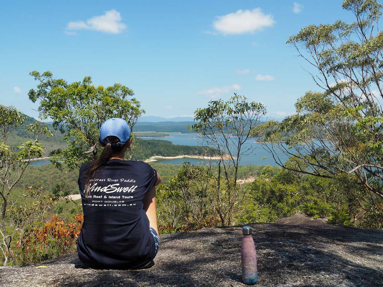 Torpedo Bay walking track near Lake Tinaroo, Far North Queensland // Travel Mermaid